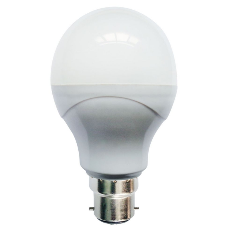 Bell 05753 5W White LED GLS Light Bulb BC/B22