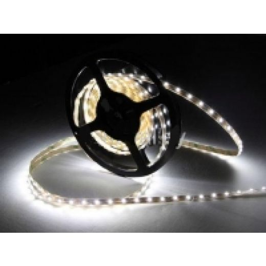 LED White 12V Tape 6 Metre - FREE DELIVERY