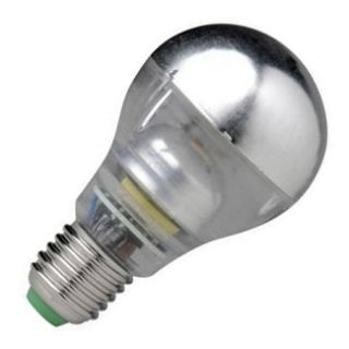LED Crown Silver Light Bulbs
