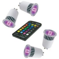 Colour Changing LED Lamps & Accessories