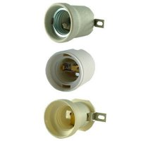 Lamp Holders For Discharge & Incandescent Lamps
